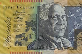 Australian money dollars