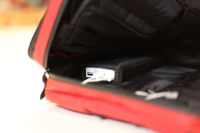 Phorce laptop charging bag