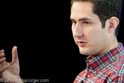 Roadmap 2012 Kevin Systrom Instagram