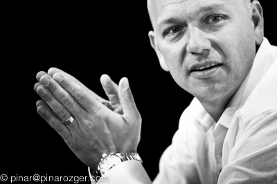 Tony Fadell, Founder and CEO, Nest (c) 2012 Pinar Ozger pinar@pinarozger.com