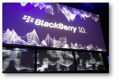 Blackberry 10, RIM
