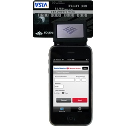 Bank of America, mobile payment