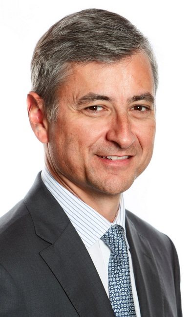 Microsoft International president Jean-Philippe Courtois