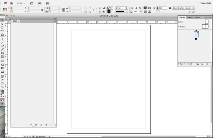 how to create a ebook in indesign
