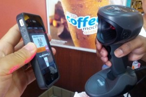 Dunkin Donuts, mobile payments