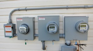 Smart meters for solar panels