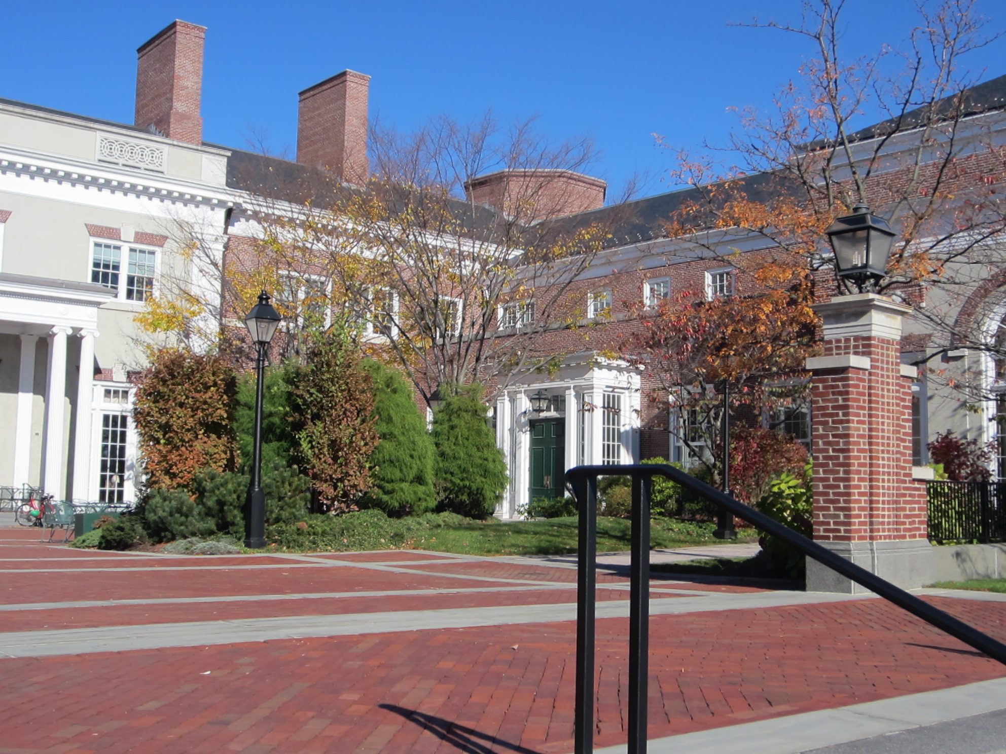Harvard Business School, Spangler Hall
