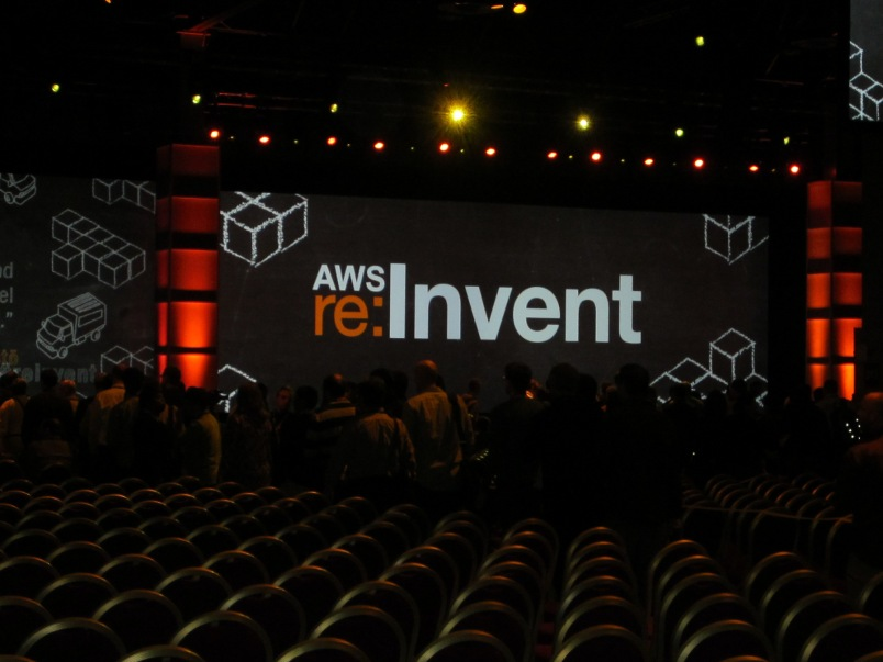 AWS: Reinvent