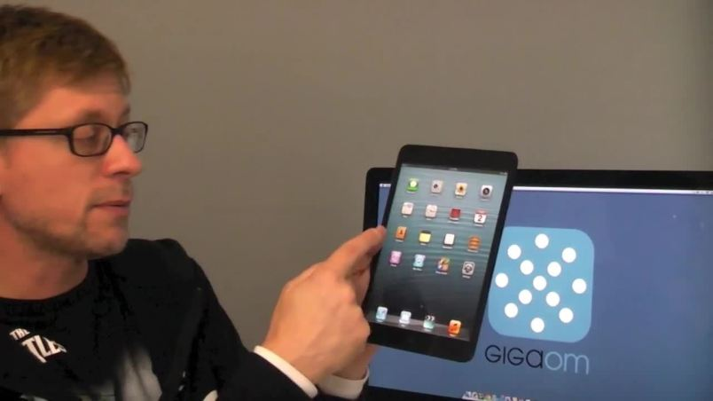 iPad mini: Big experience in a small package Thumbnail