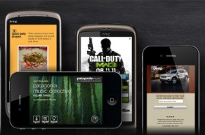 mobile advertising, Millennial Media