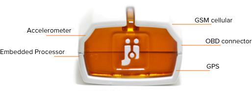 Mojio module for cars