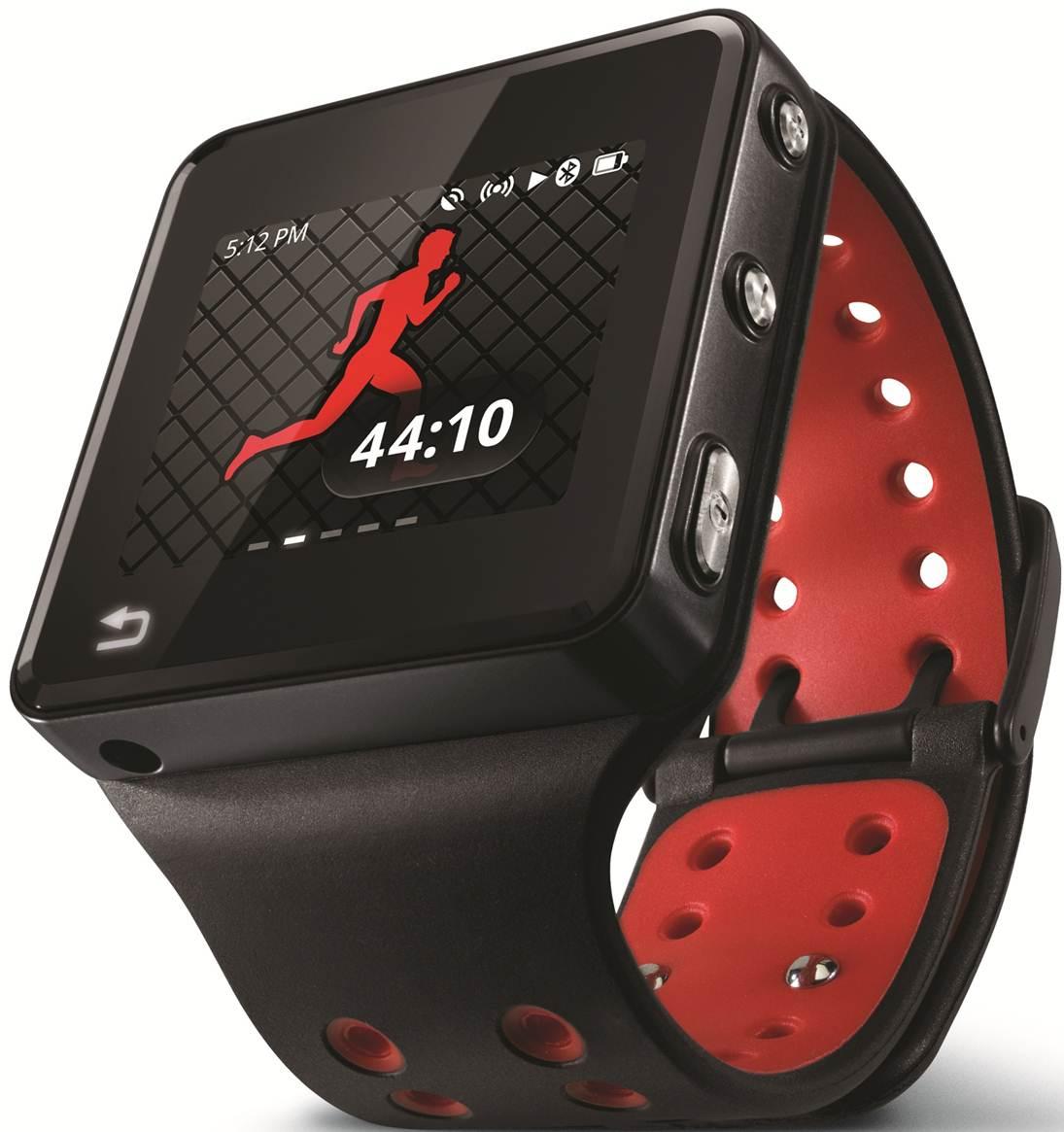 Motorola MotoACTV smart watch white