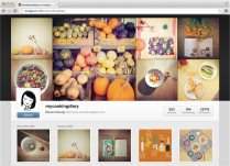 Cooking profile Instagram web profiles photos