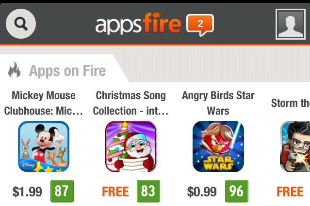 Appsfire, app discovery