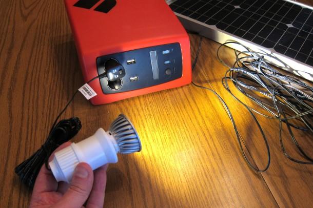 ReadySet LED light