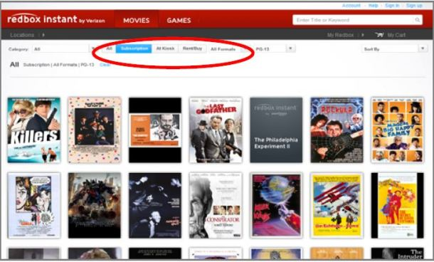 rebox instant - web subscription titles