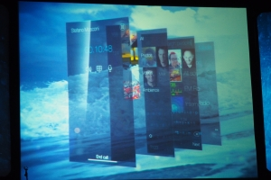 Sailfish OS screens