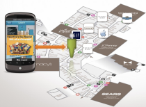 Qualcomm IZat indoor mapping mall