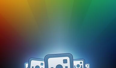 Instagram web badges