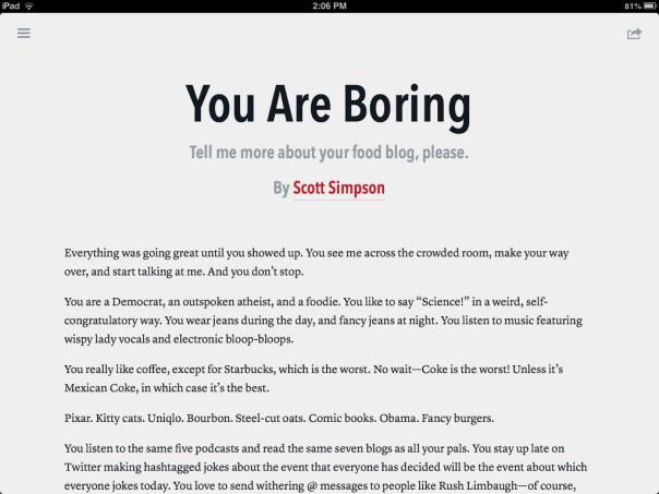 The magazine-screenshot