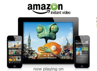 Amazon Instant Video on iOS devices
