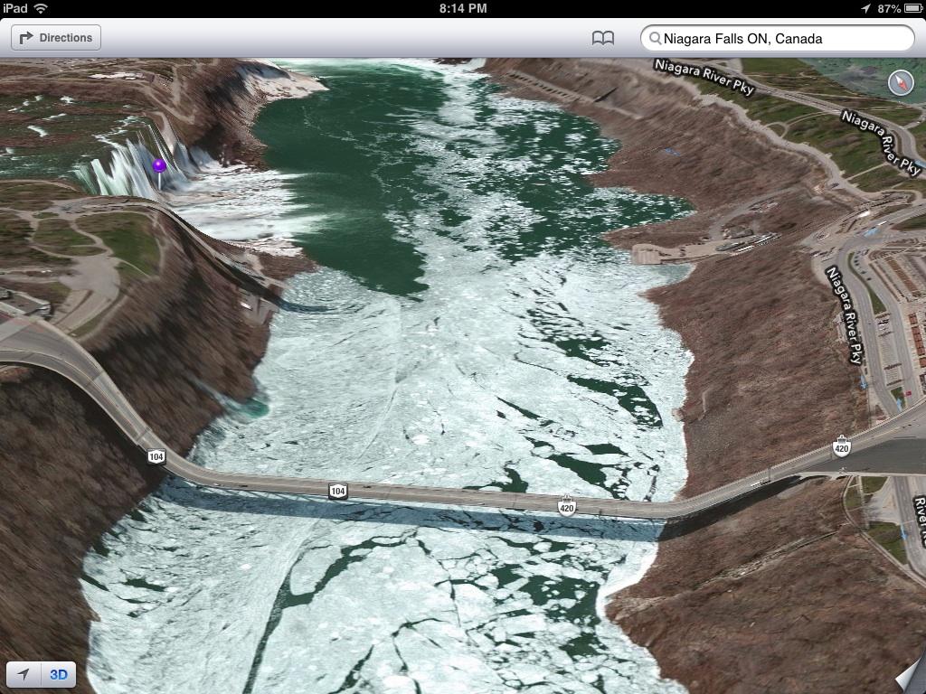 The Amazing iOS 6 Maps Tumblr
