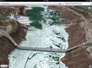 The Amazing iOS 6 Maps Tumblr