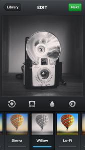 Instagram screenshot update