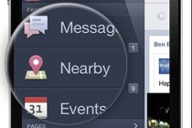 Facebook, Nearby