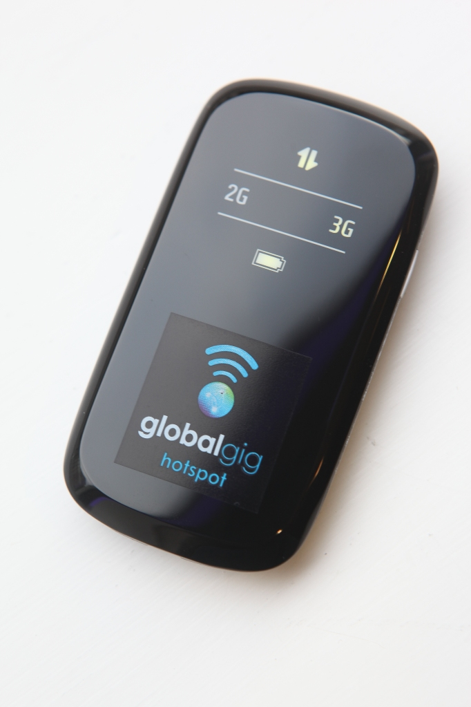 GlobalGig Hotspot data roaming
