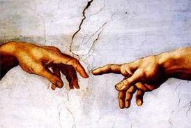 God finger