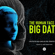 human face big data app