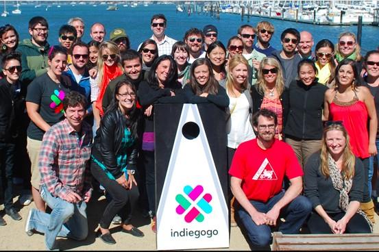 Indiegogo, crowdfunding