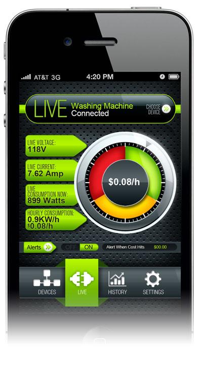 MeterPlug iOS