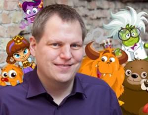 Wooga CEO Jens Begemann