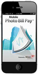 Mitek, mobile photo bill pay