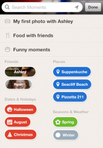 Path search bar