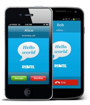 Rebtel, VoIP