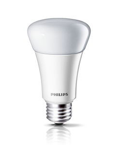 Philips' newly designed normal-looking LED bulb