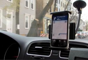 Nokia Drive Chicago demo Lumia 822