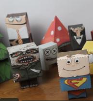 Foldify papercraft