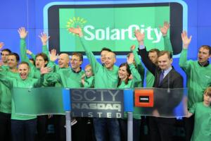 SolarCity NASDAQ