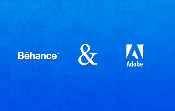 Behance and Adobe