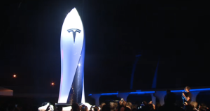 Tesla charger launch, image courtesy of Tesla.
