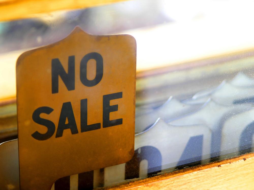 No sale cash register