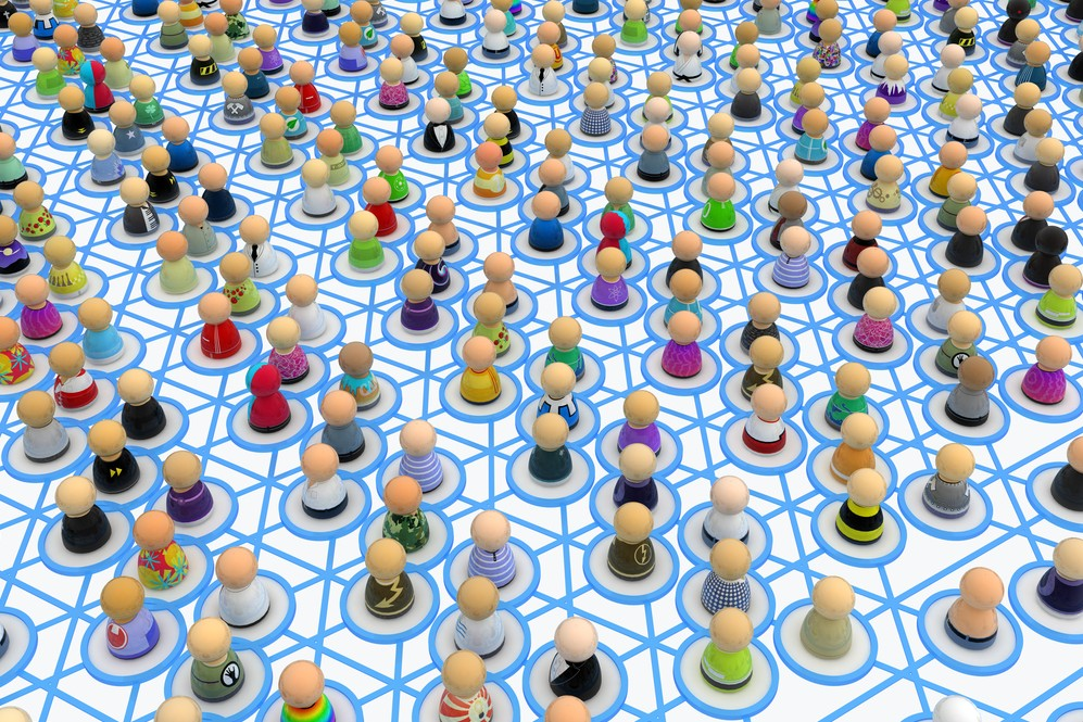 Crowd density dense network feature