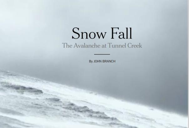 Snow Fall screenshot1