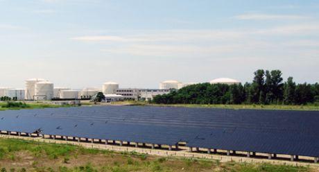 Solar Frontier in Niigata