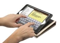 BookBook iPad mini typing