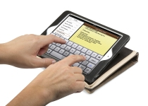 BookBook iPad mini typing